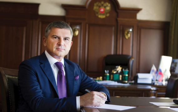 Игорь Маковский: «Сотрудничество с Фондом «Сколково» полезно и перспективно. Мы будем его развивать»