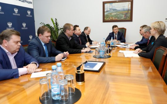 Состоялось подписание нового отраслевого тарифного соглашения в электроэнергетике