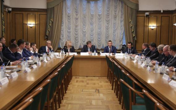Экспертный совет по вопросам инноваций и импортозамещения в энергетике провел заседание в Государственной Думе РФ