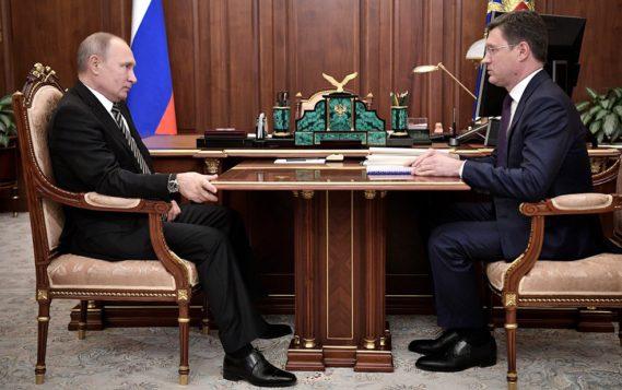 Новак: в развитие угольной отрасли РФ в ближайшее время вложат 1,5 трлн рублей