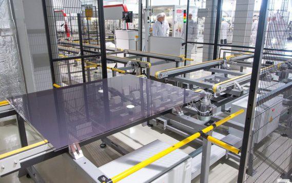 Завод «Хевел» в 2018 году произвел более 170 МВт солнечных модулей