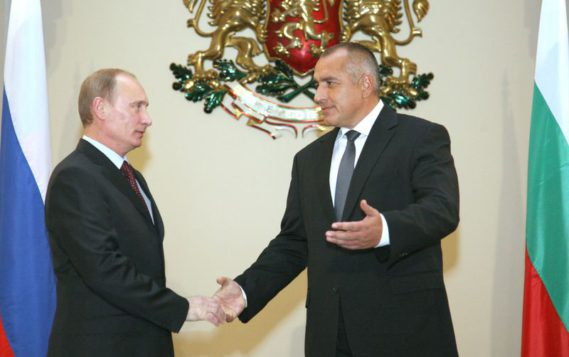 Путин обсудил с премьером Болгарии сотрудничество в области энергетики