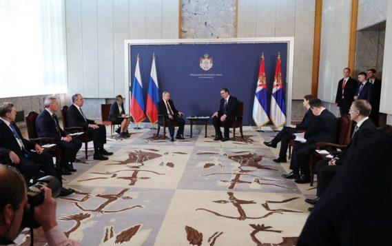 Россия готова вложить $1,4 млрд в продление «Турецкого потока» через Сербию