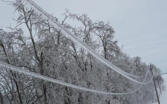 Предельная готовность и мобилизованность энергетиков МРСК Центра и МРСК Центра и Приволжья стала залогом надежной работы электросетевого комплекса 20 регионов страны в период снегопадов и метелей