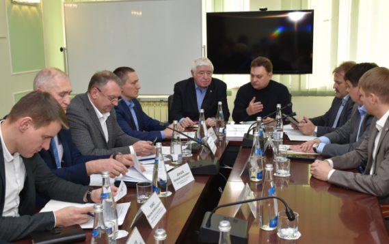 Андрей Черезов провел ряд выездных совещаний в Крыму