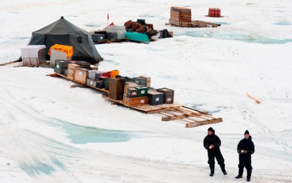 В России разработают программу для подготовки строителей для Арктики