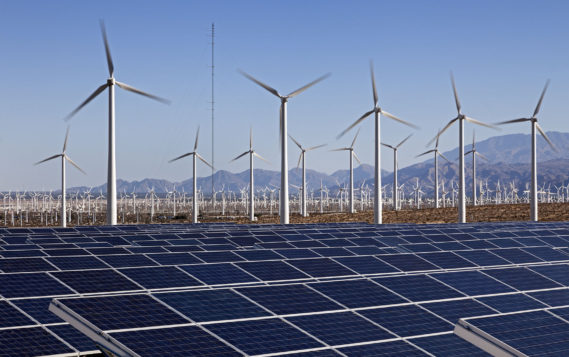 Развитие ВИЭ, энергетическая трансформация и геополитика