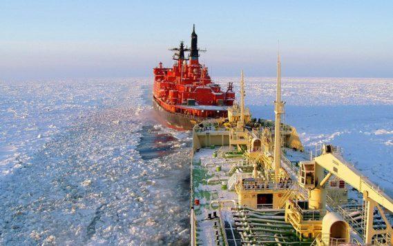 Ледоколы Росатомфлота провели в 2018 году 331 судно общей вместимостью 12,7 млн тонн
