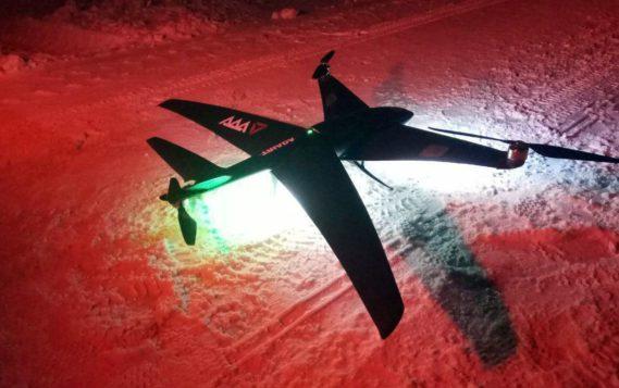 Российские арктические дроны-конвертопланы заинтересовали военных