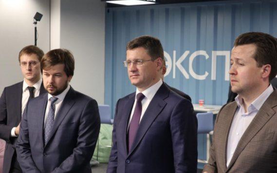 "Александр Новак оценил потенциал цифровых активов ""Газпром нефти"""