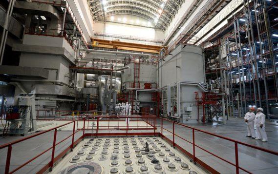 «Росатом» планирует в 2024 году начать переработку топлива с Белоярской АЭС