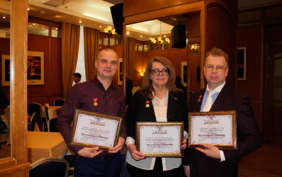 Инженеры ТЕХНОНИКОЛЬ вновь признаны лауреатами Премии имени Гришманова