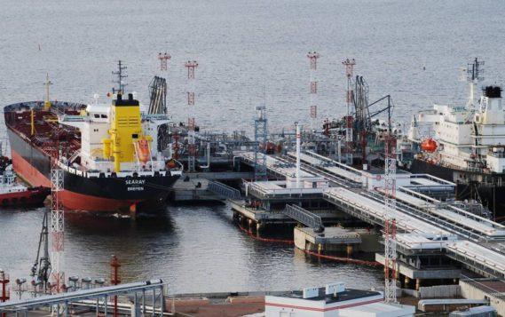 Российские порты наращивают грузооборот за счет сырья из Арктики