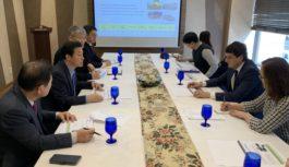 Антон Инюцын: «энергетическое сотрудничество между Россией и Кореей демонстрирует поступательное развитие»