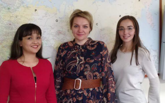 Редакция РЭЭ на встрече с заместителем министра энергетики РФ