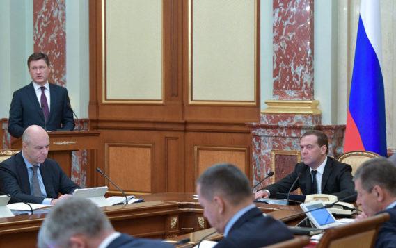 Правительство разрешило использовать иностранные суда для проектов СПГ