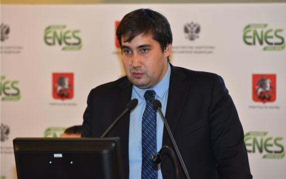 Евгений Грабчак выступил с докладом на совещании по энергетической безопасности в регионах