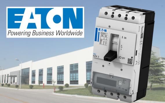 Eaton представляет обновлённые автоматические выключатели в литом корпусе NZM с электронными расцепителями PXR