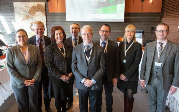 Старшие должностные лица Арктического совета подвели итоги работы в преддверии министерской встречи
