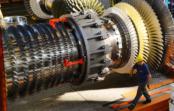 РФ объявит конкурс на создание турбин большой мощности с господдержкой