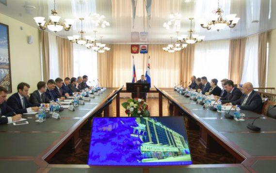 Юрий Трутнев провел выездное совещание на Камчатке и наметил вектор развития энергетики