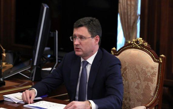 Александр Новак: «Минэнерго прорабатывает схемы сокращения издержек транспортировки топлива в Крым»