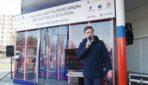 При поддержке «Янтарьэнерго» в Калининграде появилась первая «умная» остановка