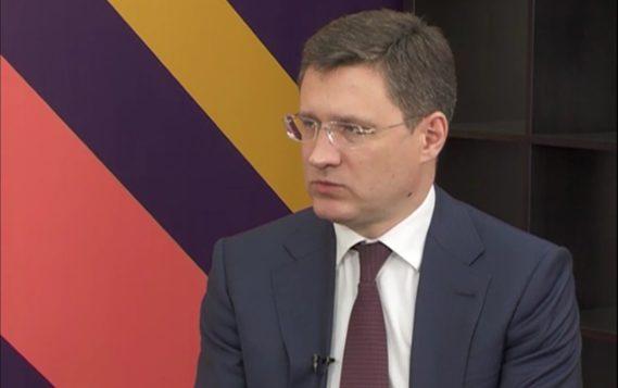 """Александр Новак: """"Арктические проекты — это огромный потенциал для развития энергетики страны"""""""