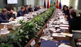 Александр Новак принял участие во встрече министров энергетики государств-членов ЕАЭС