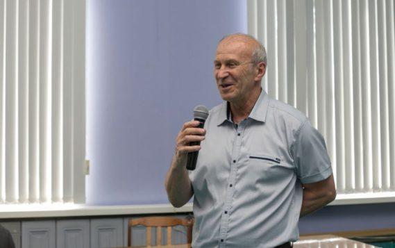 Лауреат международной премии «Глобальная энергия» Сергей Алексеенко возглавил центр «Экоэнергетика 4.0» в ТПУ