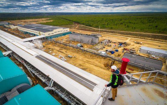 РусГидро и РУСАЛ запустили первую серию Богучанского алюминиевого завода