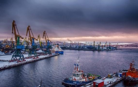 Об инвестиционном проекте строительства морского перегрузочного комплекса сжиженного природного газа в Мурманской области