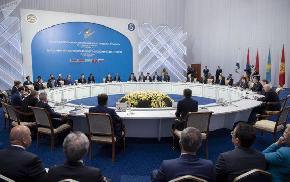 Энергетика и другие перспективы. Состоялся юбилейный саммит ЕАЭС