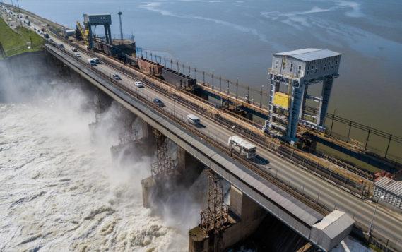 Новосибирские гидроэнергетики готовы к работе в грозовой период