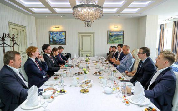 Россия и Германия развивают отношения: от бизнес-диалога до укрепления культурных и гуманитарных связей