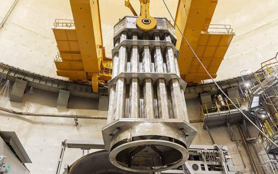 Седьмой блок Нововоронежской АЭС дал первую энергию