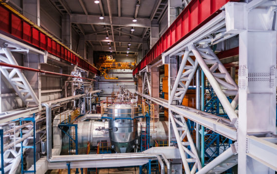 На Южной тепловой станции СГК протестировали турбину мощностью 6 МВт