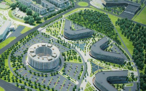Центр обработки и хранения данных будет построен на территории Иннополиса в Татарстане