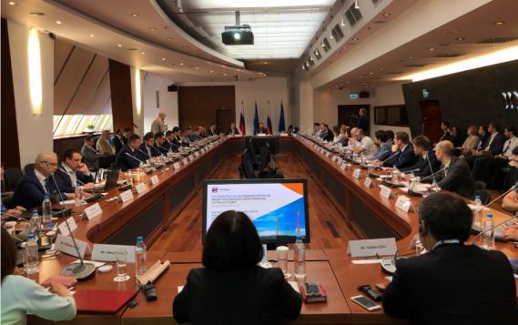 РусГидро провело круглый стол по модернизации дизельной генерации на Дальнем Востоке