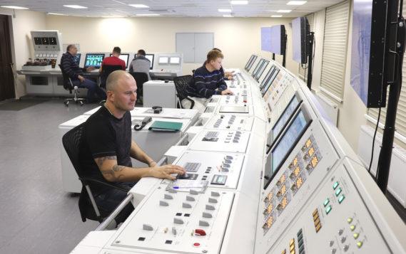 В «Макаровке» начали готовить экипаж универсального атомного ледокола «Арктика»