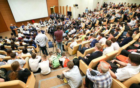 В Москве наградят лучших Юных техников и изобретателей России