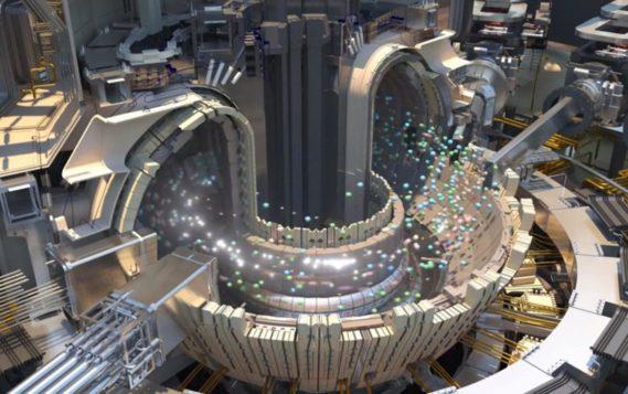 Работы по созданию уникального международного термоядерного реактора ИТЭР выполнены на 63%