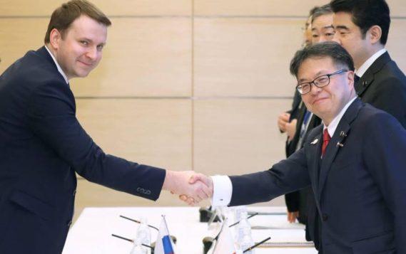 Япония готова инвестировать в газовый проект российской части Арктики