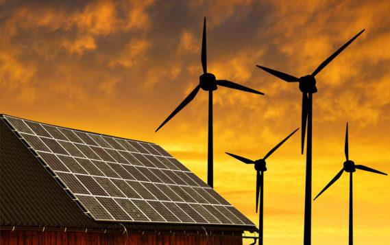 Возобновляемая энергетика прирастает Европой