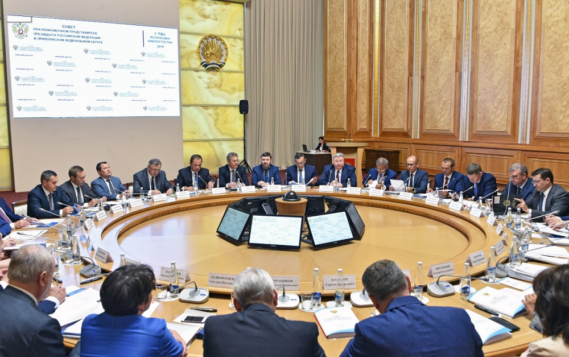 На оздоровление Волги в регионах ПФО в 2019 году направят около 10 млрд рублей