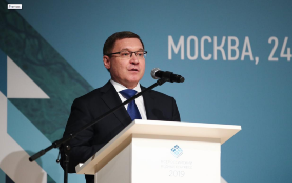 Владимир Якушев: «Мероприятия региональных программ должны соответствовать целям нацпроекта»