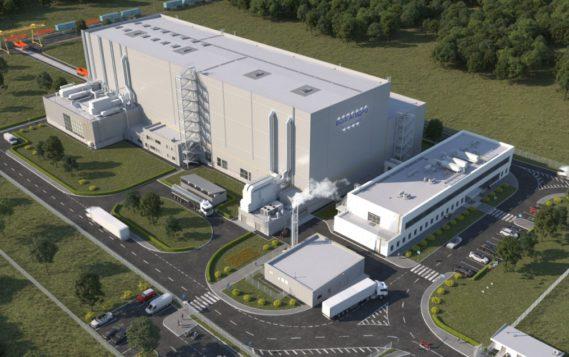 В Саратовской области открыт новый завод по производству гидротурбинного оборудования
