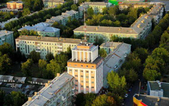 В Новомосковске Тульской области дан старт проекту «Умный город»