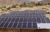 Арабские Эмираты открыли водонасосную станцию на солнечной энергии в Йемене