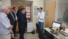 Специалисты Росатома и УрФУ обсудили технологию получения энергии, разработанную студентом Романом Яговитиным